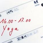 Wie oft sollte ich Yoga üben?