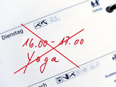 Yoga-faellt-aus