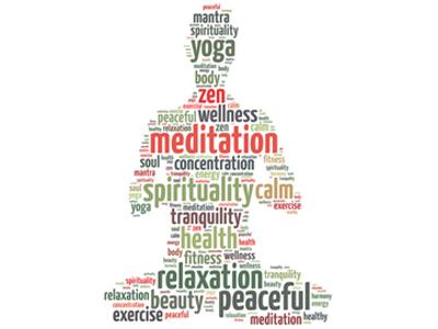 Meditation nach Worten