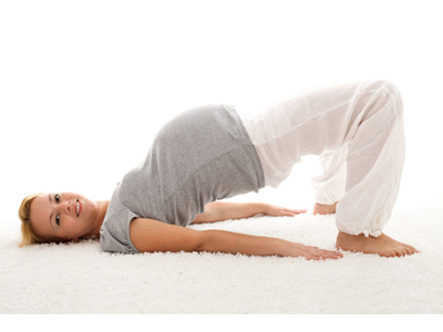 Was ist Schwangeren-Yoga?