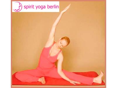 Yoga-fuer-Schwangere-Kopf-zum-Knie