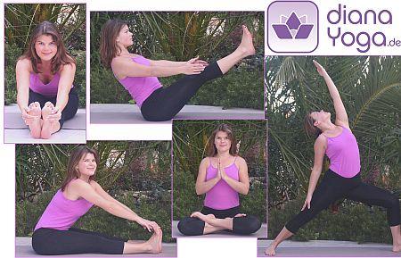 Yogaübungen-Asanas-Diana-Yoga