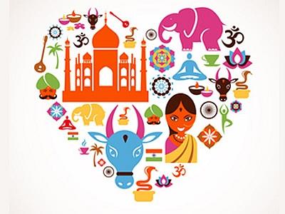 Unabhaengigkeitstag-Indien