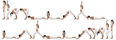 Sonnenguß B - Yoga