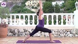Yoga-Uebung-Krieger1-Held1