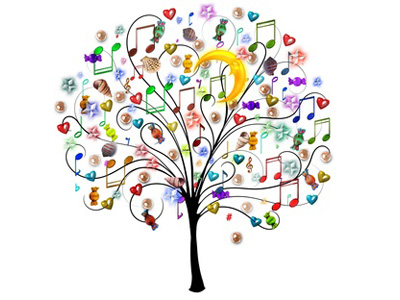 Musik-Baum