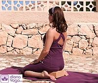 Diana-Yoga-Heldensitz-Virasana