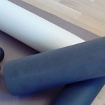 Faszienmassage-Blackroll