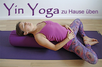wie bt man yin yoga zu hause diana yoga blog. Black Bedroom Furniture Sets. Home Design Ideas