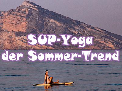 SUP-Yoga-Drehsitz