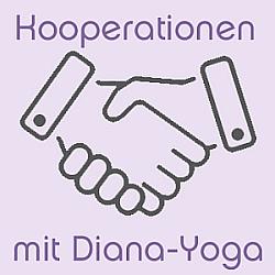 Kooperationen mit Diana-Yoga