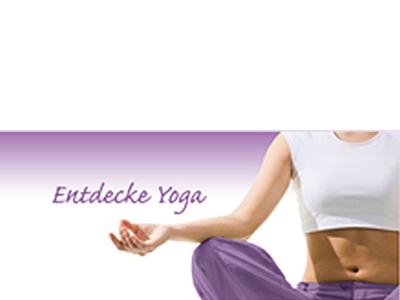 Entdecke-Yoga