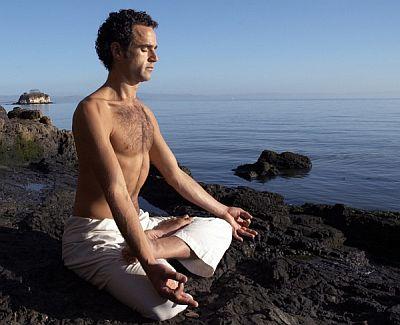 Yoga-Lehrer David-Lurey