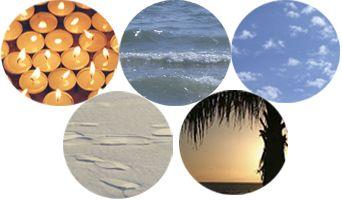Die 5 Elemente des Ayurveda: Feuer, Wasser, Luft, Erde und Raum