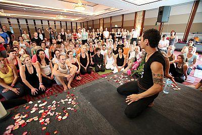 Impressionen Yoga-Conference