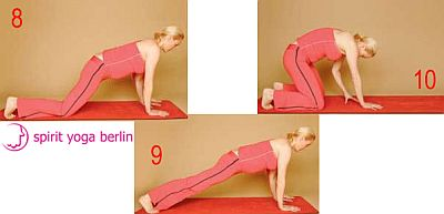 Yoga Fur Schwangere Teil 7 Der Sonnengruss
