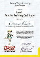 Teacher-Training-Zertifikat