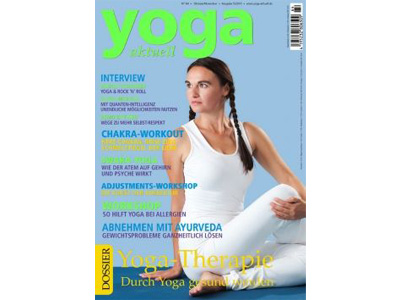 Yoga Magazin Yoga-Aktuell