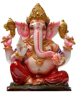 Gott-Ganesha