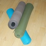 Yogamatten-reinigen