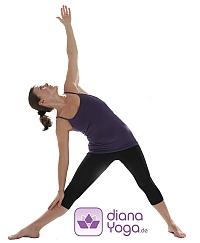 Diana-Yoga-Yoga-Uebung-Dreieck-Trikonasana