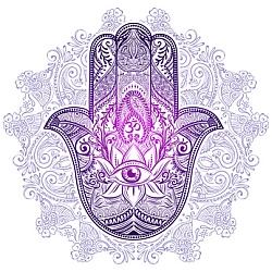 Fatimas Hand, Hamsa Hand
