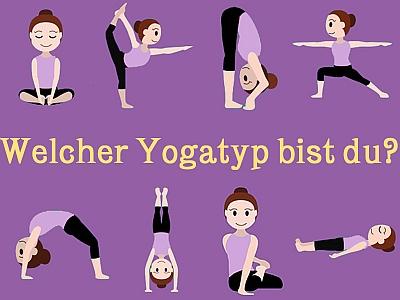 Welcher Yogatyp bist du?