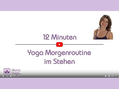 Yoga Morgenroutine